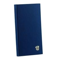 Книга алфавитная А6 80л линия обл. 100*190  210 05С