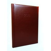Ежедневник А5 датированный SAHARA коричневый Е21696-07