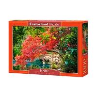 Пазлы Castorland 1000 эл Сад в Японии С-103768