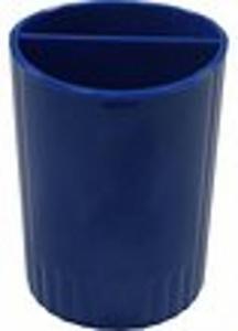 Подставка для ручек синий СТРП-02