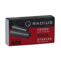 Скобы №24/6 RADIUS 92406