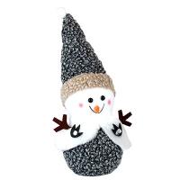 Новогодняя фигура Снеговик 24см микс 2, 91964-PN