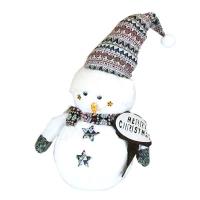 Новогодняя фигура Снеговик 60см микс 2, 91967-PN
