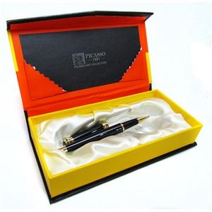 Ручка чернильная Picasso черный корпус 903F