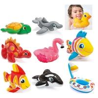 Надувная игрушка Весело купаться 9 видов 2+лет в кор 21*33см 58590