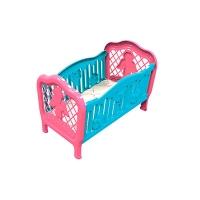Кроватка для куклы ТехноК арт.4517