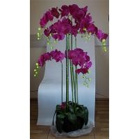 Орхидея в горшке большая 7-275 (9189)