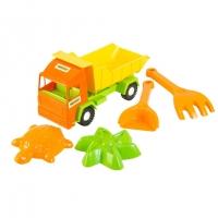 Набор для песка Грузовик 5эл Mini truck Tigres 39157