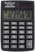 Калькулятор Brilliant BS-100 X
