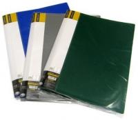 Папка А4 с 10 файлами Economix Light ассорти F37601-01