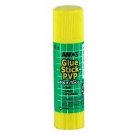 Клей карандаш 15г AMOS 3215