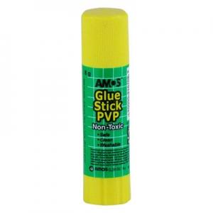 Клей карандаш 8г AMOS 3208