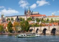 Пазлы Castorland 1000 эл Прага С-102426