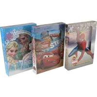 Блокнот детский подарочный ассорти 10-352 21654