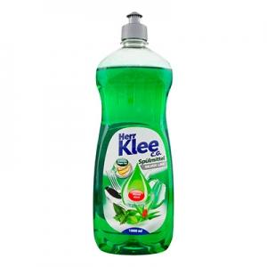 Средство для посуды KLEE Minze ALOE 1000мл 0461