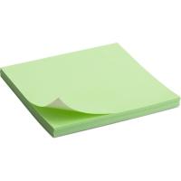 Блок бумаги для записей 75*75мм 100л зеленый Delta by Axent D3314-02