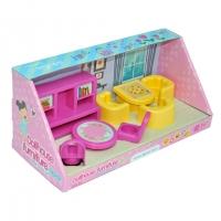 Набор мебели для кукол 8эл гостиная Tigres 39696
