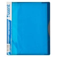Папка А5 с 20 файлами голубая 1220-07-А