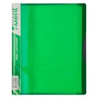Папка А5 с 20 файлами салатовая 1220-09-А