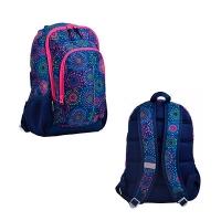 Рюкзак школьный Smart Montal 39*29*15,5см SG-22 555403