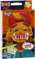 Игра настольная VETO мини рус VETO-02-01