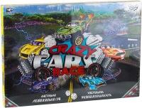 Игра настольная Crazy Cars Race DTG94R