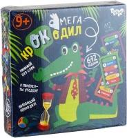 Игра настольная викторина Мега-крокодил рус CROC-03-01