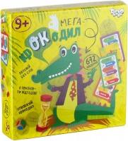 Игра настольная викторина Мега-крокодил укр CROC-03-01U