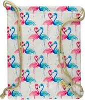 Сумка для обуви фламинго микс NoName 562-3