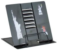 Подставка для книги металл рисунок NoName 555-17