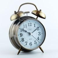 Часы-будильник с молотком  8840  53054
