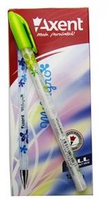 Ручка шариковая синяя MILAGRO AB1011-А