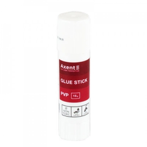 Клей карандаш Axent 15г PVP 7112-А