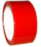 Скотч 48мм*150м красный 150-48К