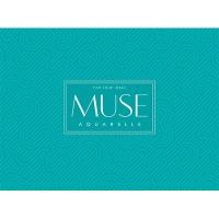 Блок для акварели А5 15л на склейке Aquarelle MUSE PB-GB-015-038