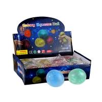 Игрушка резиновая антистресс Galaxy Squeeze Вall Фрукты 5-3 (2615)