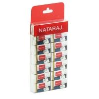 Ластик Nataraj Non Dust Mini 14шт в пакете 202300012