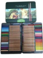 Карандаши цветные 48шт в металлической упаковке MARCO FineArtAQUA-48TN