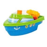Развивающая игрушка Кораблик Tigres 39379