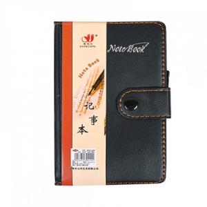 Блокнот 18*13  см с ручкой в обложке  кож/зам, клетка 6104-4135 Без бренда