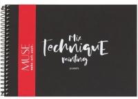 Альбом для рисования A4 20л Mix Technique картон MUSE PB-SC-020-305