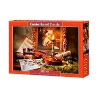 Пазлы Castorland 1000 эл Скрипка С-103621