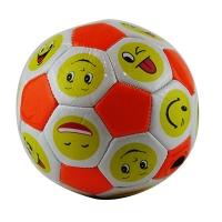 Мяч детский футбольный Смайлик 9-366 (25555)