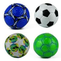 Мяч детский футбольный цветной  9-368 (25555)