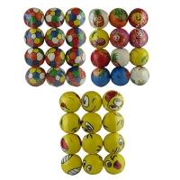 Мяч фомовый микс 9-371 (25555)