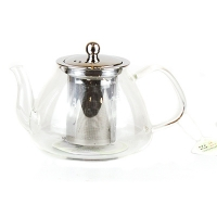 Чайник-сито пластик с носиком 1250 мл  9-590 (15994)