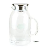 Чайник с метал крышкой 1800мл стекло арт GH412002 9-592 (15994)
