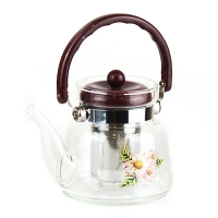 Чайник-сито 800мл стекло арт 9908Y4-2 9-595 (15994)