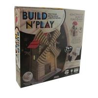 Конструктор нового поколения BUILDNPLAY Дом BNP-01-01