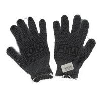 Перчатки FORA с ПВХ рисунком серые DOLONI 15400 Цена за пару